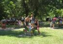 Duna-parti piknik